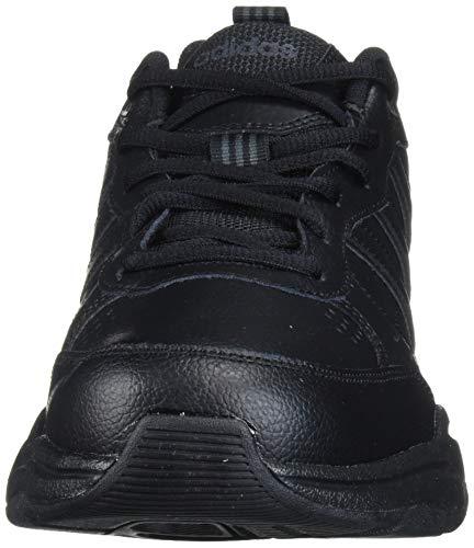 adidas Men's Strutter Cross Trainer, Black, 6.5 M US