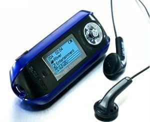 iRiver iFP-880 - Digital player / radio - flash 128 MB - WMA, MP3 - blue