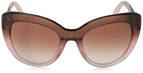 Dolce Sonnenbrille Bordeaux Gabbana Powder Grad Pink DG4287 amp; UrwU4qT