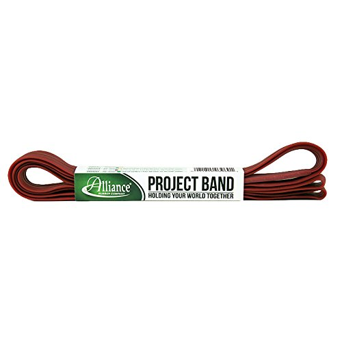 """Alliance Rubber PB92R Project Band, 1 Extra Large 92"""" Indust"""