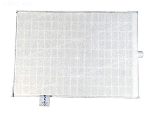 Filbur APCFGR45 18 x 12.43 in. Rectangular Starite DE Grid for 239001175 (Sta Rite Rectangular Grid)