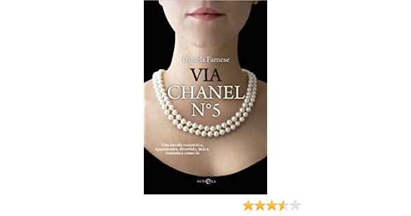 Vía chanel nº5 (Ficiión) (Spanish Edition)