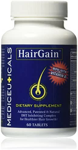 Therapro Mediceuticals Hair Gain Supplement for men & women - 60 Tablets