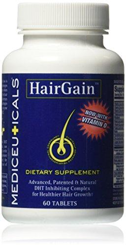 Price comparison product image Therapro Mediceuticals Hair Gain Supplement for men & women - 60 Tablets