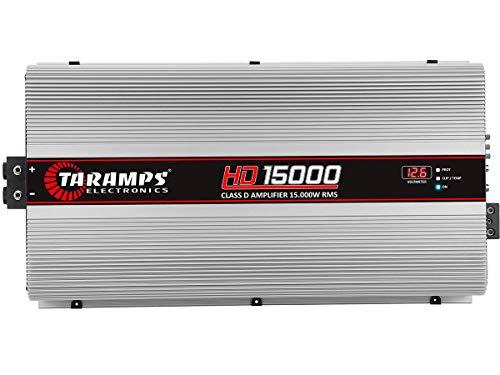 Módulo Amplificador Automotivo, Taramps, Hd 15000, Módulos e Amplificadores