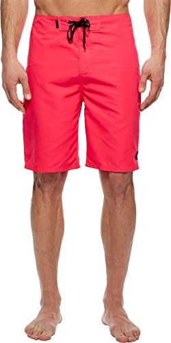"""Hurley Men's One & Only 2.0 21"""" Boardshorts Hyper Pink 34 from Hurley"""