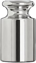 Adam Equipment Stainless Steel ASTM Class 0 Calibration Weight, 100g Mass