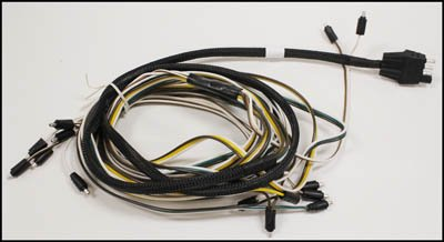 amazon com triton 05595 pwc trailer wire harness for ltwci with rh amazon com Truck Wiring Harness Truck Wiring Harness