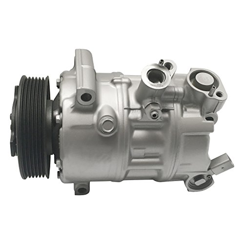 RYC Remanufactured AC Compressor and A/C Clutch AFG646 ()