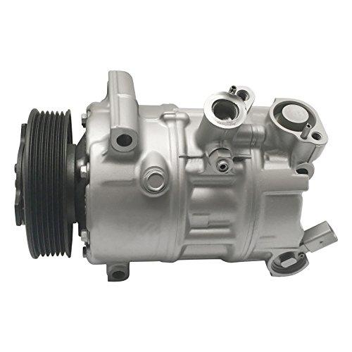 (RYC Remanufactured AC Compressor and A/C Clutch AFG646)