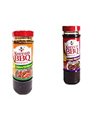 Korean BBQ Original Verity Sauces Pack of (2) Jar Verity Pack