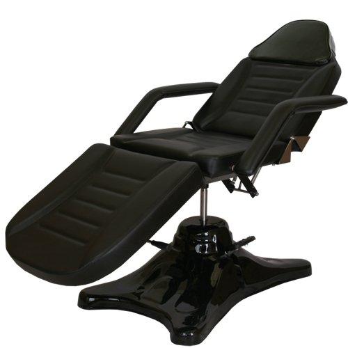 - Black Premium Esthetician Hydraulic Facial Bed FB-66BLK