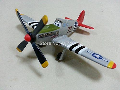Pixar Cars Diecast No.72 Judge Davis Metal Toy - Dottie Diecast Planes