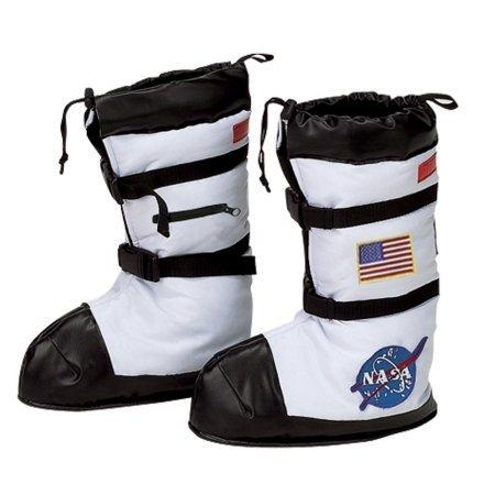 Aeromax Astronaut Boots, Size Medium, Wh...