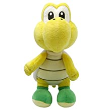 Sanei Super Mario All Star Collection-AC13-7-Inch Koopa Troopa Small Plush