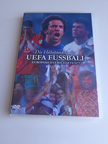 The Highlights Of The UEFA European Football Championships / European Region 2 DVD / English, French, German Sound ()