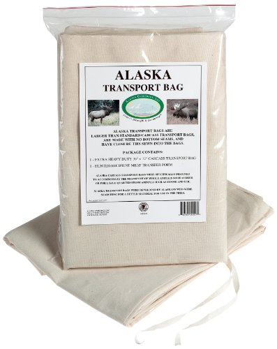 Alaska Game Alaska Carcass Transport Bag, 36X72-Inch