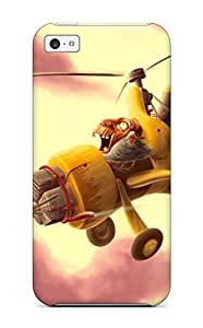 tina gage eunice's Shop 7953088K99604787 Ideal Case Cover For Iphone 5c(ugly Monster Flying), Protective Stylish Case
