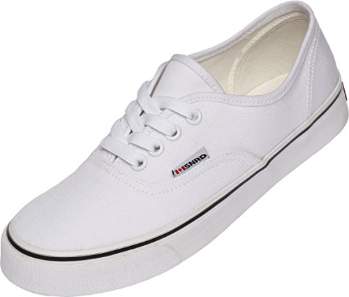 Ons Casual Canvas Shoes SNRD Simple Slip 130 White Unisex xBgqHY