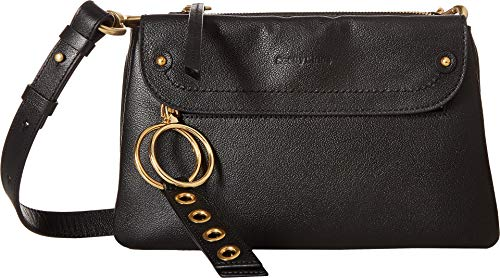 Phill Chloe See by Crossbody Womens Black Sqnvw7x