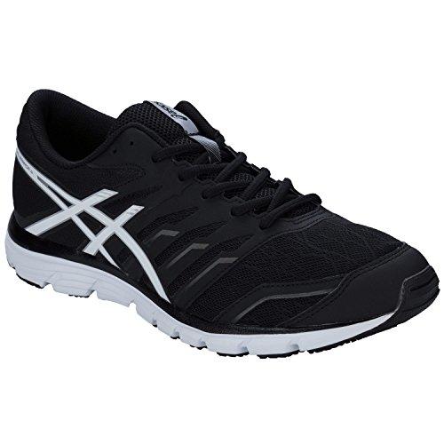 ASICS Gel-Zaraca 4 - Zapatillas de running para hombre Negro - negro