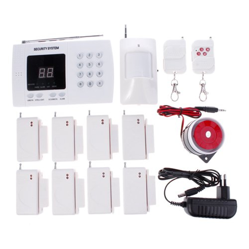 LightInTheBox NEW Wireless Autodial Home Security Alarm