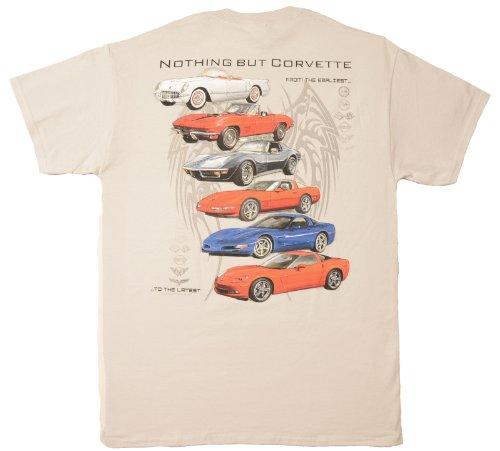 nothing-but-corvette-chevrolet-adult-t-shirt-xl
