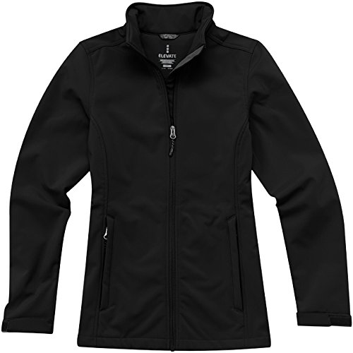Mujer Negro Maxson Para Softshell Elevate Jacket wZqgIwTa