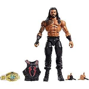 WWE GCL25, Roman Reigns Collection Series # 65 Action Figure, Multicolor