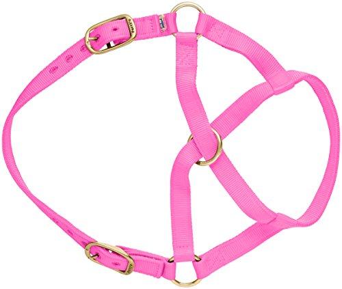 Perris Mini Nylon Cow Halter, Pink, Size 0