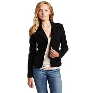 A. Byer Juniors Long Sleeve Button Welt Jacket 18