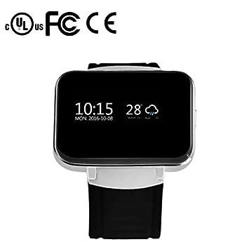 Deporte Reloj de Pulsera Bluetooth Relojes Fitness ...