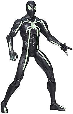 Marvel Universe Infinite Series 2015 Big Time Spider Man Loose Action Figure