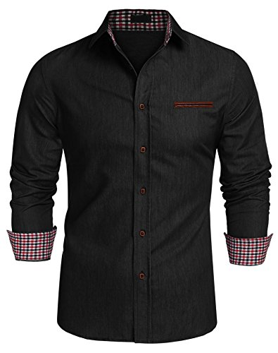 3xl long sleeve dress shirts - 8