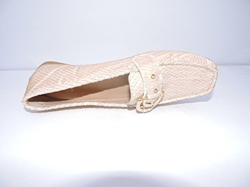 Stuart Weitzman Donna Download Tan Sahara Mocassini Scarpe Basse Scarpe Misura 5,5 M