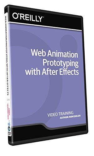 Web Animation Prototyping with After Effects - Training DVD