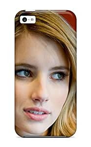CaseyKBrown Premium Protective Hard Case For Iphone 5c- Nice Design - Emma Roberts?wallpaper