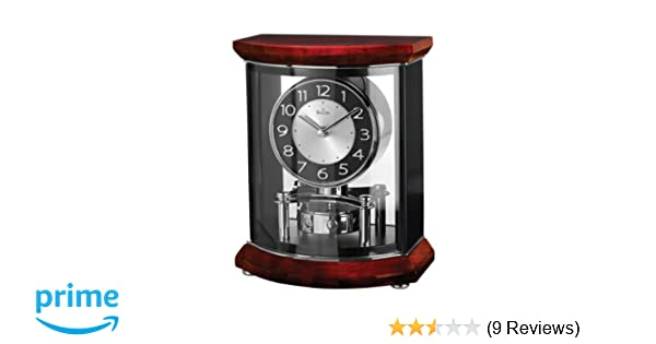 Bulova gentry mantel clock