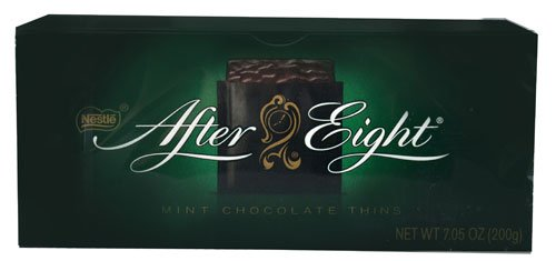 Mints Eight (After Eight Mint Chocolate Thins -- 7.05 oz - 2 pc)