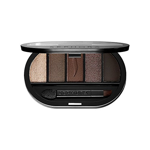 SEPHORA COLLECTION Colorful 5 Eyeshadow Palette - N°04 Serene To Majestic Plum