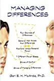 Managing Differences, Geri McArdle, 1560523204