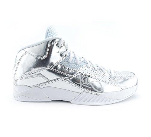 K1X Herren Schuhe/Sneaker Anti Gravity liquid silver