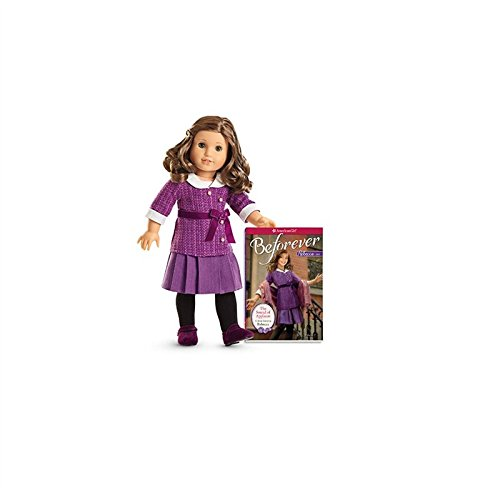 American Girl - Beforever Rebecca Doll & Paperback Book by American Girl