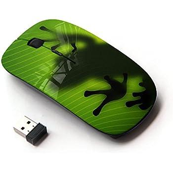 Amazon.com: kawaiimouse [óptico 2.4 G mouse inalámbrico ...