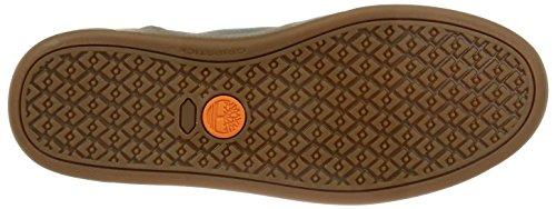 Tessuto in pelle Timberland Boot Groveton Grey
