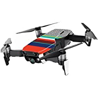 MightySkins Skin for DJI Mavic Air Drone - New Color | Min Coverage Protective, Durable, and Unique Vinyl Decal wrap cover | Easy To Apply, Remove, and Change Styles | Made in the USA