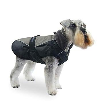 Abrigo +Trek Breahte Comfort Gris Talla 30cm: Amazon.es: Productos para mascotas