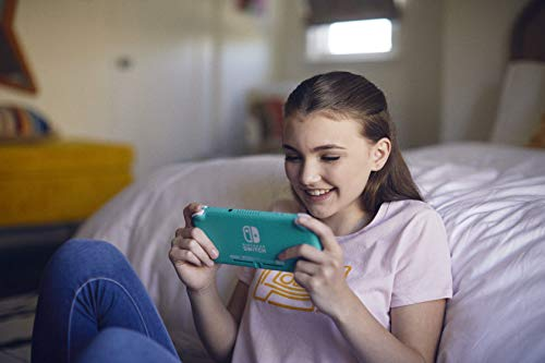 Nintendo Switch Lite - Turquoise 6