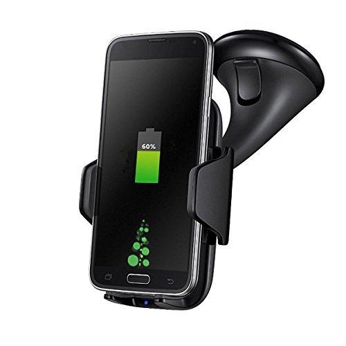 18 opinioni per Plater Caricatore da auto, Car Mount Wireless Charging Pad, Wireless Charger, Qi