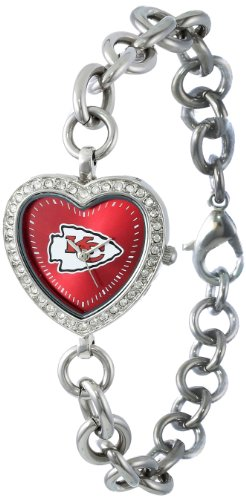 NFL Women's FH-KC Heart Collection Kansas City Chiefs -